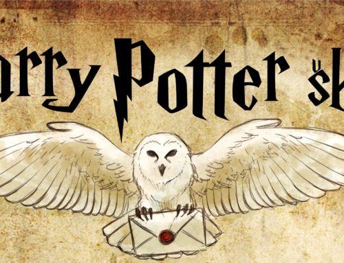 Harry Potter Škola