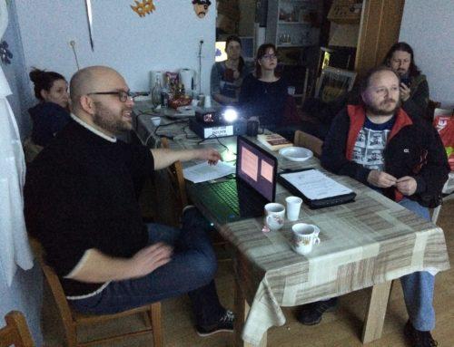 Čitalačka grupa Sebični gen – 4. sastanak
