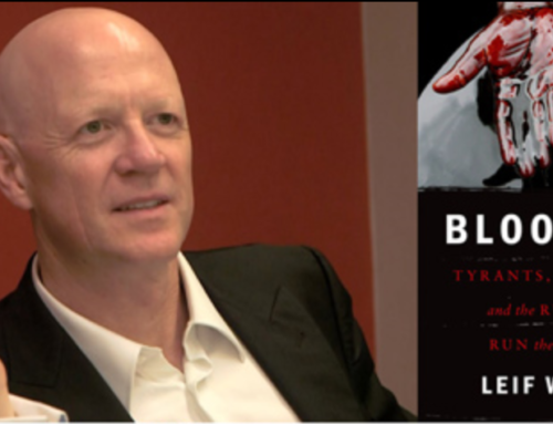 "Predavanje ""Blood Oil: Tyrants, Violence and the Rules that Run the World"" – prof. Leif Wenar"