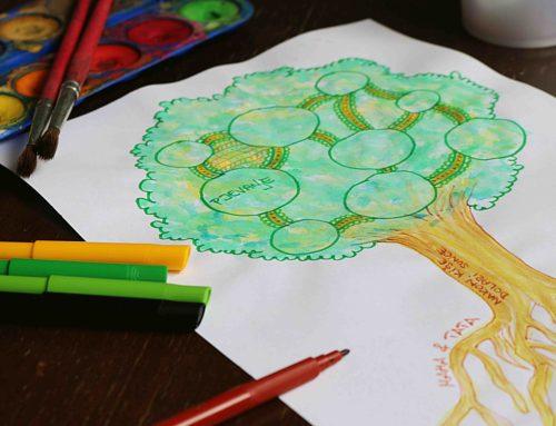 Drvo snage – likovno-meditativna radionica