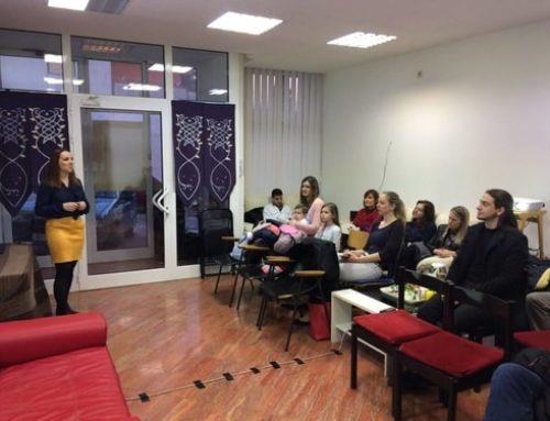 """Lorena Dadić održala predavanje na temu """"Turizam kao izvor financiranja udruga u turističkim destinacijama"""""""