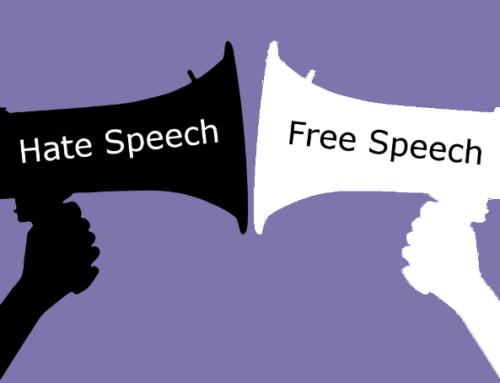"Predavanje Julije Perhat: ""Govor mržnje i sloboda govora"""