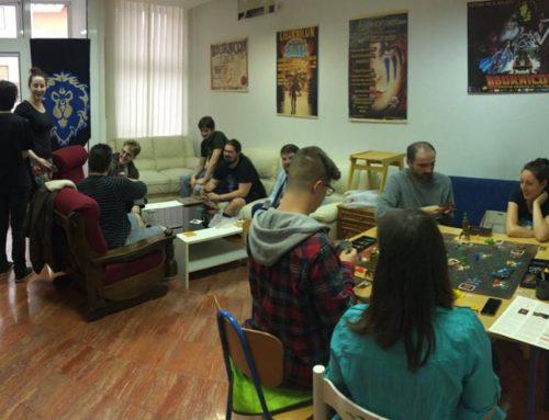 """Rujanska igraonica društvenih igara u sklopu projekta """"Kreativni nered"""""""